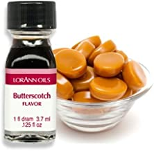 Butterscotch - 2 Dram Pack - LorAnn Oils - Includes a Recipe Card