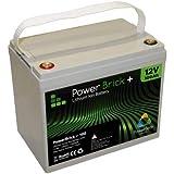 Bateria de Ion Litio 12V - 100Ah Fosfato de Litio y Hierro (LiFePO4)