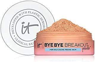 it bye bye breakout powder