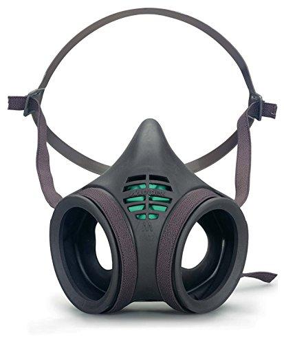 Moldex M8002 Maske Körpergröße Medium