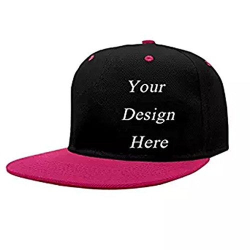 Unisex Cotton Baseball Cap - Custom Personalized Adjustable Hat/Trucker Hat/Hip Hop Hat