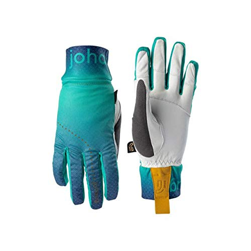 Johaug Swift Thermic Racing Glove Women - bgree