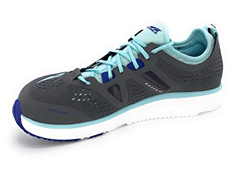 ALTRA Women's AFW1923G Kayenta Road Running Shoe, Gray/Blue - 10.5 B(M) US