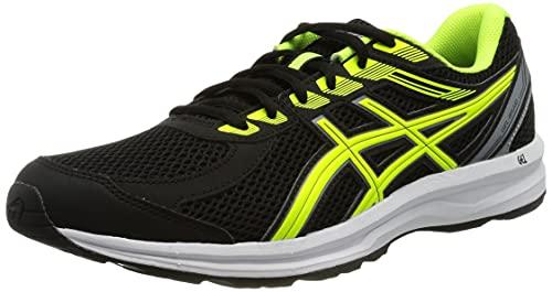 ASICS Herren 1011A738-005_43,5 Running Shoes, Black, 43.5 EU