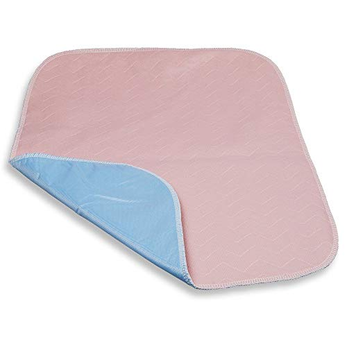 CarebyMail Healthcare Washable Reusable Incontinence Chair Pad - 43 x 61 cm - Absorbency of 1000ml