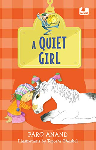 A Quiet Girl (Hook Books)
