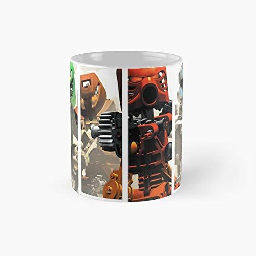 Bionicle Classic Mug Best Gift Funny Coffee Mugs 11 Oz