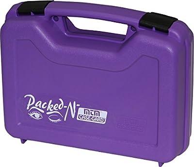 MTM 805-25 Single Pistol Handgun Case (Purple)