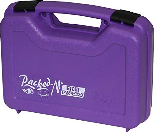 MTM 805-25 Single Pistol Handgun Case (Purple),Medium