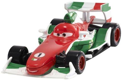 Disney Auta Samochód Metalowy Francesco Bernoulli