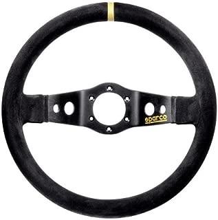 Sparco 015R215CSN Suede Steering Wheel