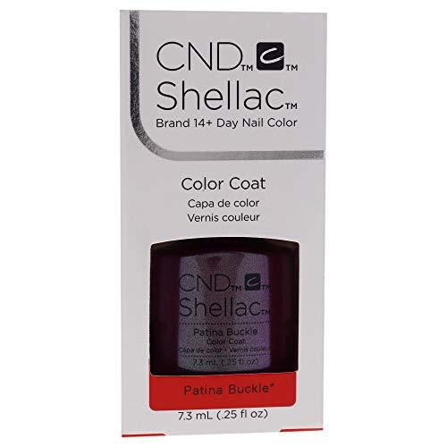 CND Shellac patine Buckle, pack de 1 (1 x 7 ml)