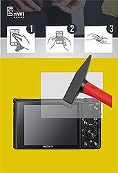 2x Display Schutz Folie für Sony Cyber-Shot DSC-WX220 Matt Entspiegelt