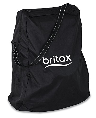 Britax Single B-Agile, B-Free, and Pathway Stroller Travel Bag, Black