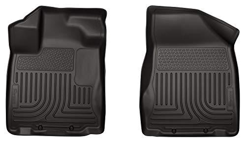 Husky Liners - 18661 Fits 2013-19 Nissan Pathfinder Weatherbeater Front Floor Mats Black