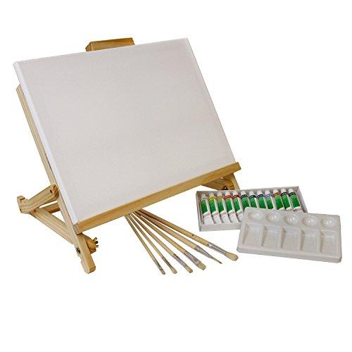 ارخص مكان يبيع الولايات المتحدة الفن توريد 21-Piece أكريليك اللوحة