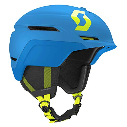 Scott Symbol 2 Plus Helm, Racer Blue, S