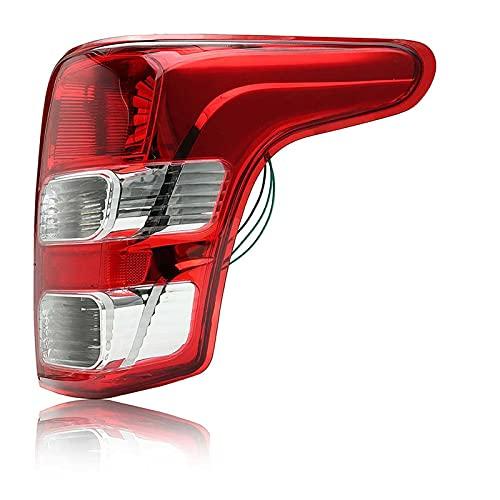 Lámpara de luz Trasera del Coche LHD RHD Light/Ajuste para Mitsubishi L200 / Ajuste para Triton/Ajuste para FIAT Strada 2015 2016 2017 2017 2018 (Color : LHD Light)