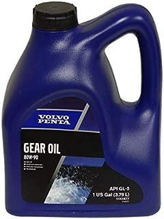 Volvo Penta 1141677 80W-90 GL-5 Gear Oil - Gallon (GALLON)
