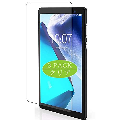 VacFun 3 Piezas Protector de Pantalla, compatible con Pritom P7 pro TABLET 7' Tablet, Screen Protector Película Protectora (Not Cristal Templado Funda Carcasa)