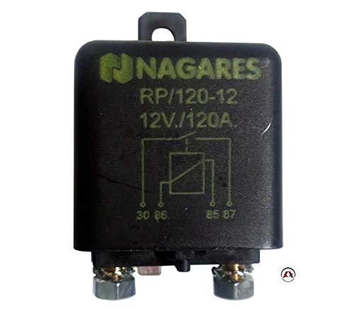 Relais separateur de batterie automatique - 12V 120Ah ADNAuto
