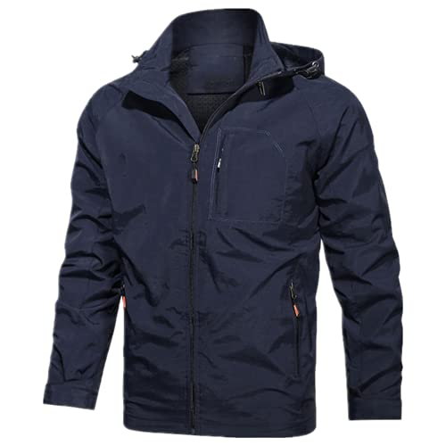 N\P Primavera Autumn Men's Soft Shell Outdoor Avance Afile Impermeable Equitación