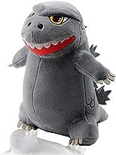 SFUN Godzilla Dinosaur Plush Toy Dragon Monster Plush Doll for Stuffed Animal Birthday Party Grey 20CM/8Inch