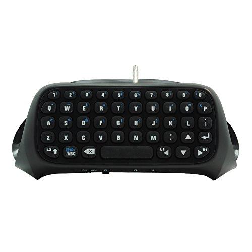 Dobe Mini Tastiera Wireless Bluetooth per Controller Playstation 4 PS4