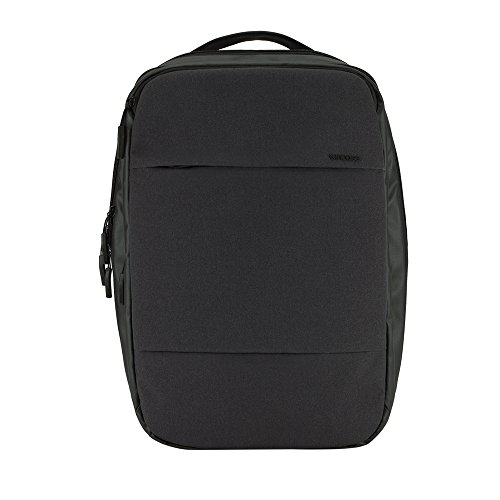 'Incase City Commuter 15 Backpack Laptop Bags (Black, 38.1 Cm (15), Rucksack, Black, repetitive 14 Inch 177.8 mm)
