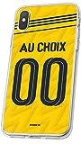 MYCASEFC Coque Foot Arsenal Sony Xperia XA1 Plus Coque Football Personnalisable en Silicone. Housse...