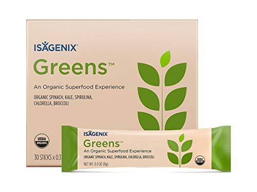 Isagenix Greens Packets - 30 Ct