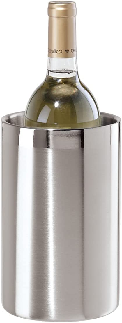 Regular dealer Oggi Wine Cooler Rare Steel Stainless