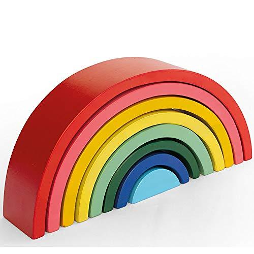 Arco-íris Educativo em Madeira - LM90 - Lume
