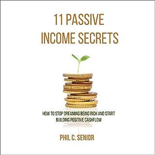 11 Passive Income Secrets audiobook cover art