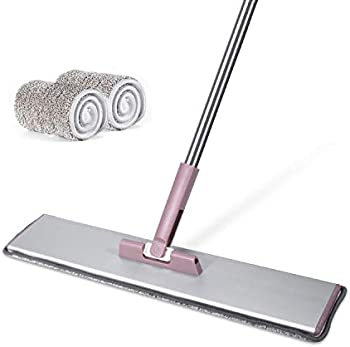 Moosoo 20 Inch Microfiber Floor Mop