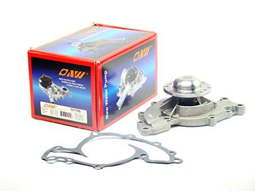 OAW G1780 Engine Water Pump for Chevrolet Camaro Impala Monte Carlo Buick Oldsmobile Pontiac V6 3.8L 1995-2009