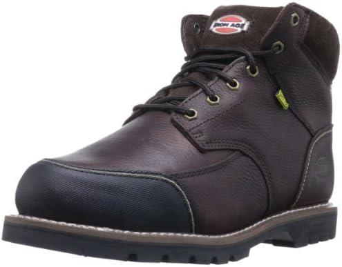 Iron Age Men's Dozer Sale Met Guard Work Boot Steel D 10.5 Toe Brown Super beauty product restock quality top!