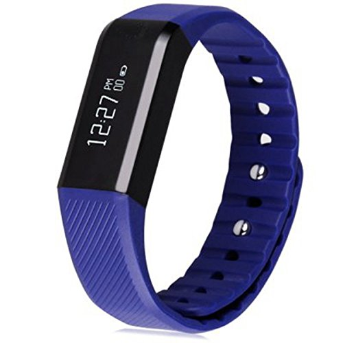 Bazaar Vidonn X6 Smart Watch IP65 wasserdichte Bluetooth 4.0 Smart Armband Armband Fitness Uhren Blau Lila