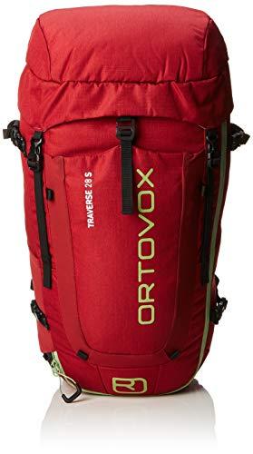 Ortovox Traverse 28 S Rucksack, 62 cm, 28 Liter, Dark Blood Blend