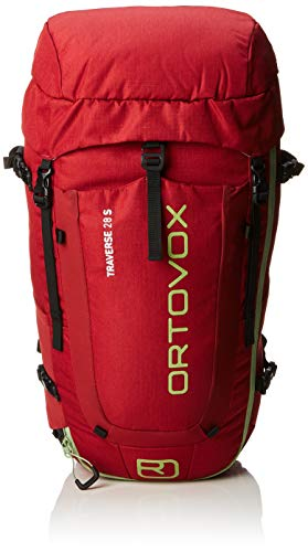 Ortovox Traverse 28 S Rucksack, 62 cm, 28 Liter, Dark Blood Blend