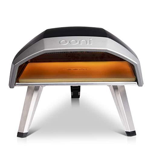 Foto von Preisgekrönter Ooni Koda 12 Gas Pizzaofen – Pizza Ofen für Garten – Pizza Ofen – Tragbarer Pizza Ofen Grill – Pizza Ofen Gas