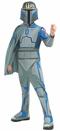 Costume de Pre Vizsla Star Wars pour enfant - 8-10 ans