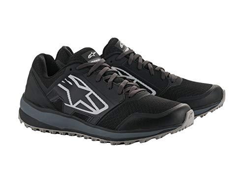 Alpinestars Meta Trail - Zapatillas de moto negro/gris 7 (39)