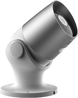 Câmera Inteligente Wi-Fi com IP65, Ideal para ambientes externos com sensor de movimento e visão noturna, Compatível com A...