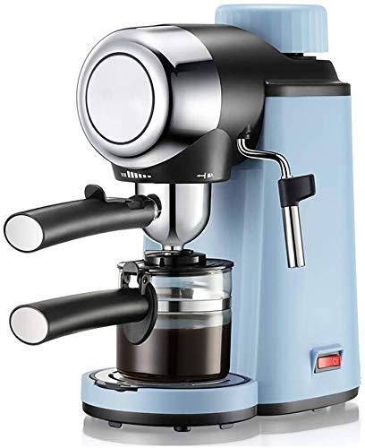 Domestic Coffee Machines, Office Household Italiaanse Semi-automatische Pumped Koffiezetapparaat melkopschuimer Fancy Koffie WKY