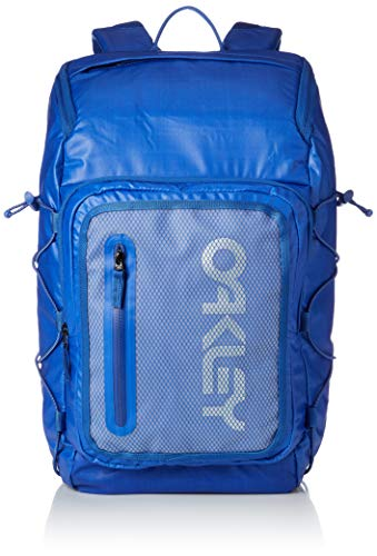 Oakley Herren Rucksack 90er Jahre quadratisch, Elektrischer Lampenschirm (Blau) - 921525