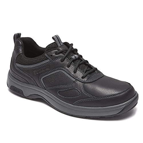 Dunham 8000 Ubal - Zapatillas de Deporte para Hombre, Color Negro, Talla 46 EU