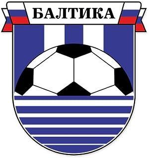 FK Baltika Kaliningrad - Russia Football Soccer Futbol - Car Sticker - 4