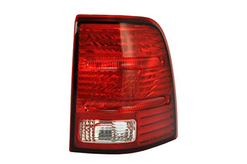 TYC 11-5507-01 Ford Explorer Passenger Side Replacement Tail Light Assembly
