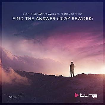 Find The Answer (feat. Fernando Ferds) (2020' Rework)
